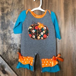 Pumpkin 🎃 one piece